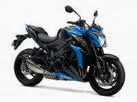 GSX-S1000 ABS/GSX-S1000F ABSがカラーリングを変更して発売