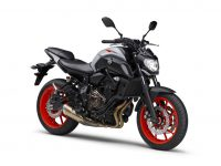 「スポーツパッション&スマート」バイク、MT-07 ABSに2019年カラーが登場