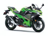 Ninja 400のカラー&グラフィック変更に合わせてNinja 400 KRT EDITIONも2020年モデルに
