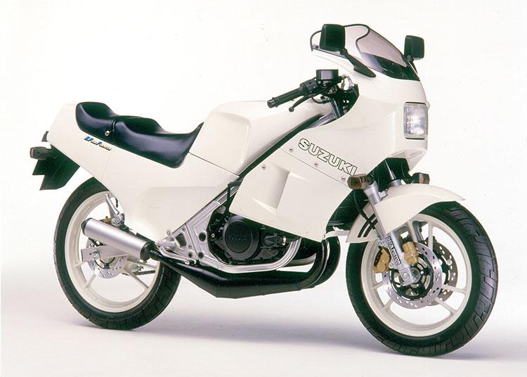 RG250Γ ホワイト