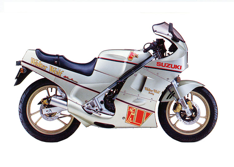 RG250Γ WW シルバーメタリック
