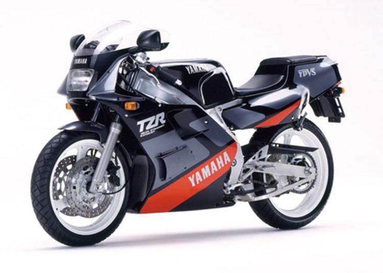 TZR250(3MA) ブイマックスブルー×スターシルバー