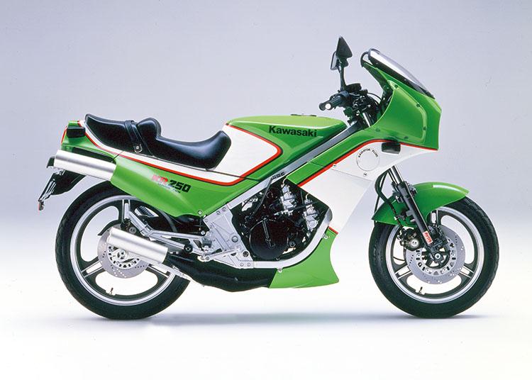 KR250 ライムグリーン