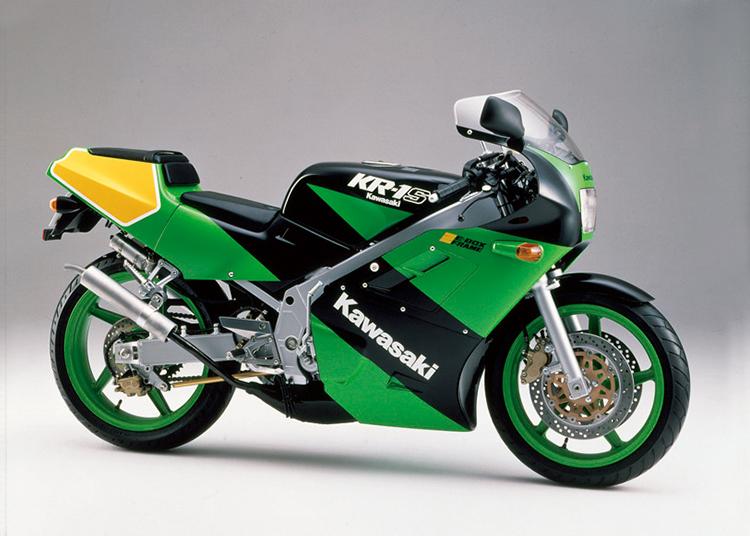 KR-1 エボニー×ライムグリーン