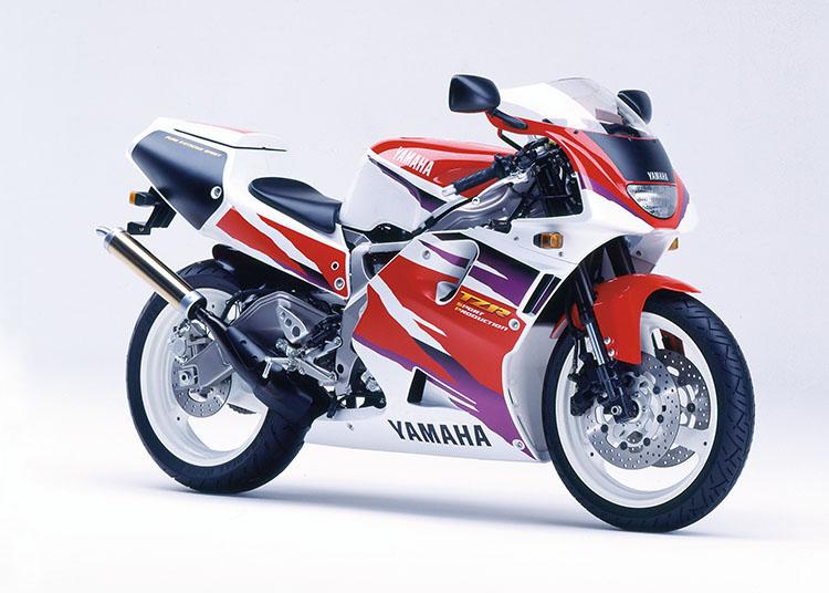 TZR250 ブルーイッシュホワイトカクテル1