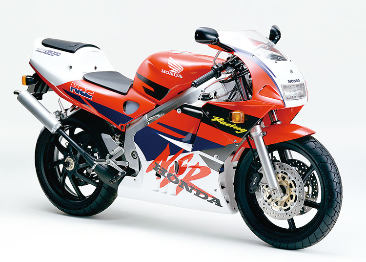 NSR250R SP スパークリングレッド