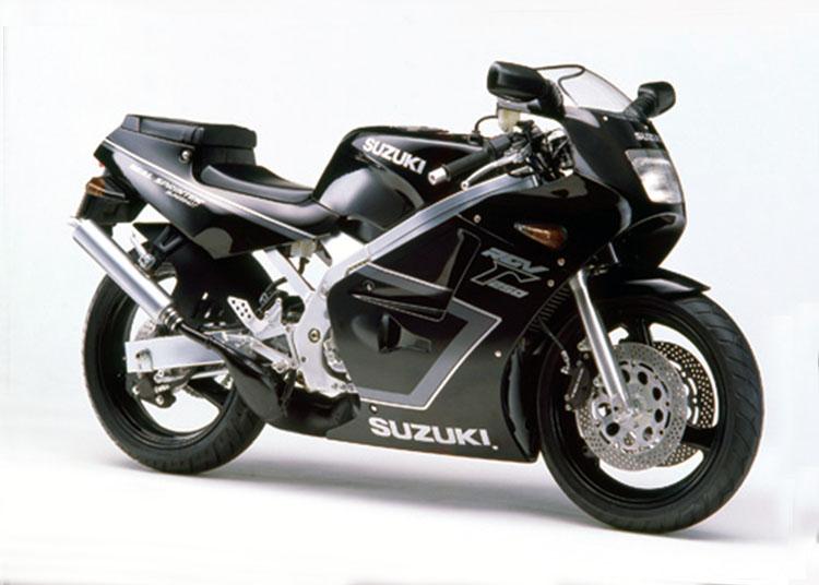 RGV250Γ ブラック