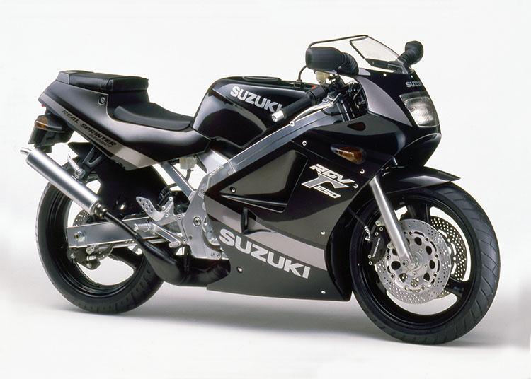 RGV250Γ スプリントブラック
