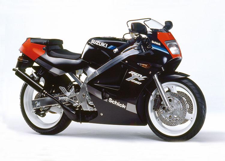 SUZUKI RGV250Γ シックバージョン