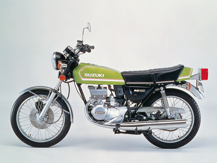 1978年 RG185 キャンディウイローグリーン