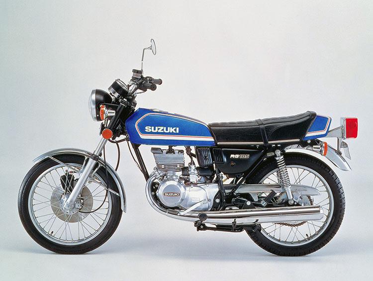 1978年 RG185 キャンディーフロリダブルー