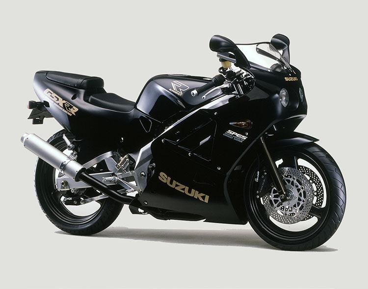 GSX-R250R(GJ73A) ブラック(5月追加)
