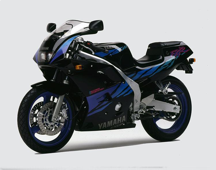 FZR250R(3LN6) ニューブラックブルー