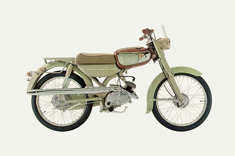 1962年 東京発動機 トーハツランペット