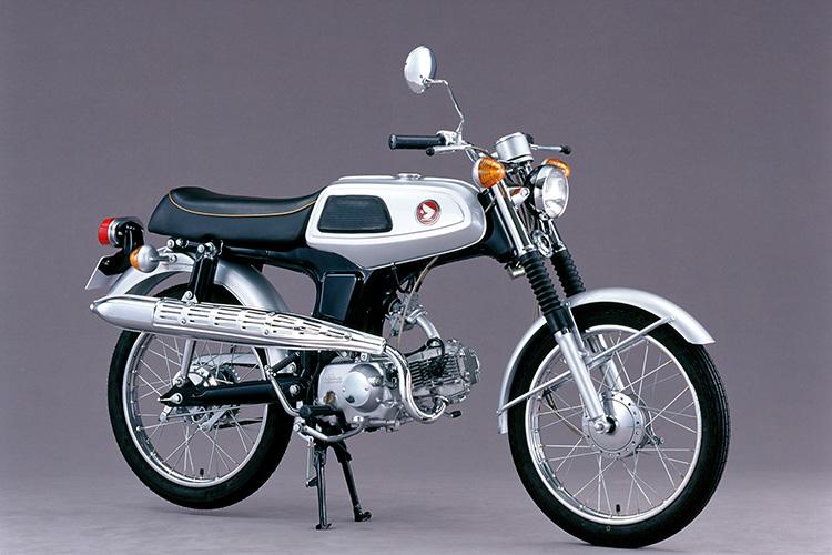 1967年 HONDA ベンリイSS50