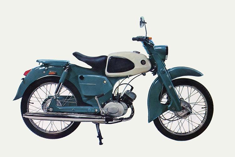 1962年 SUZUKI セルペットMD50