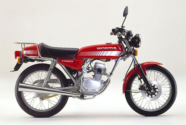 1981年2月 CB50S モンツァレッド