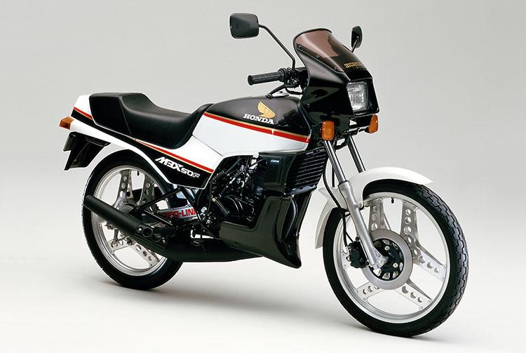 1985年11月 MBX50F ブラック