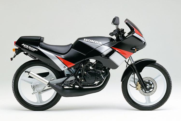 1990年2月 NS50F ブラック