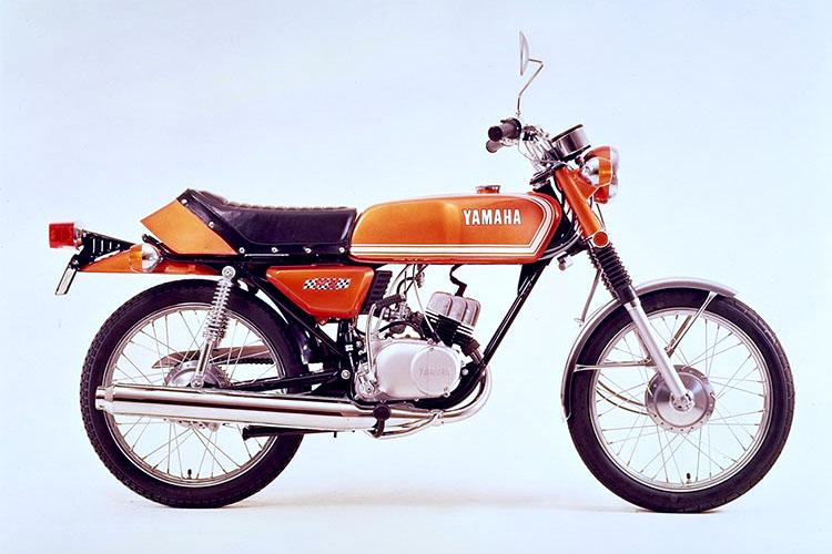 1972年6月 FX50 バージニアゴールド
