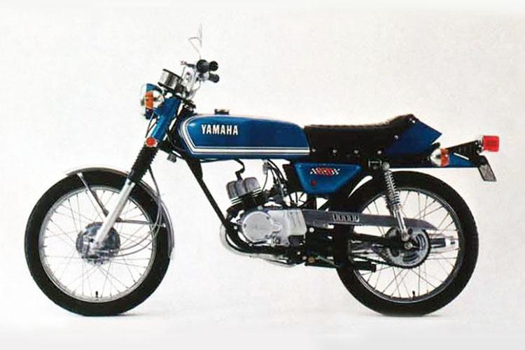 1972年6月 FX50 バタフライブルー