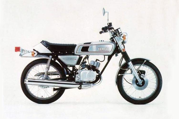 1975年3月 RD50 シルバーダスト