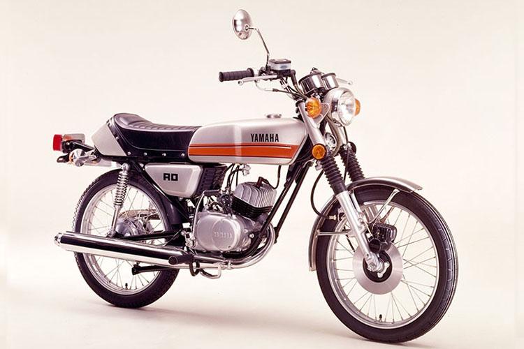 1977年2月 RDS50Ⅱ シルバーダスト