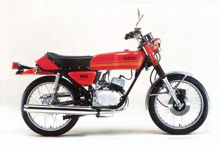 1977年2月 RDS50Ⅱ チャピィレッド