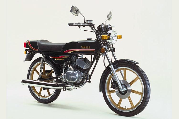 1978年6月 RD50SP(2W1) コバルトブルー