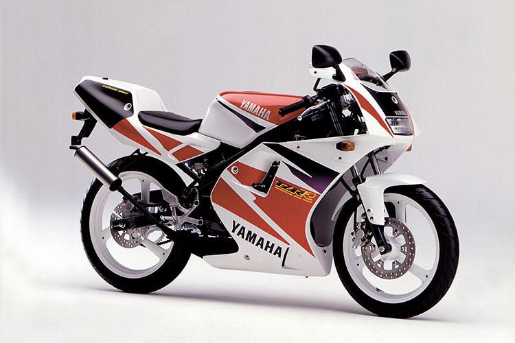 1995年2月 TZR50R(4EU3) ラジカルホワイト