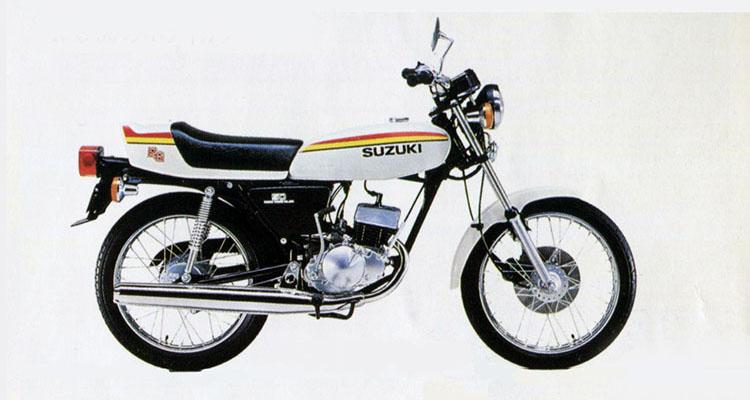 1978年10月 RG50 イーグレットホワイト
