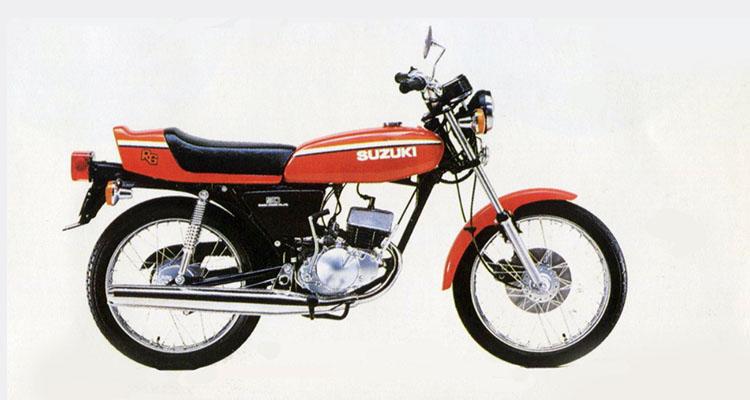1978年10月 RG50 スカーレットメジアム