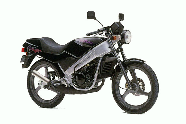 1994年11月 WOLF50 ブラック