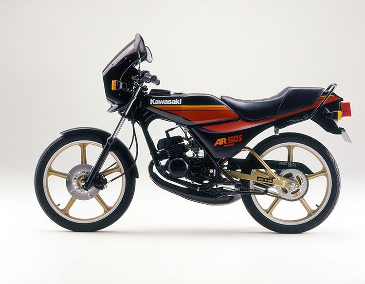 1985年9月 AR50S Special エボニー