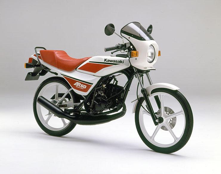 1988年12月 AR50S Special ポーラホワイト