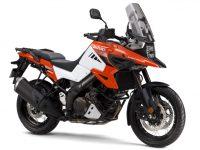 スズキが海外向け大型二輪車「V-STROM 1050」、「V-STROM 1050XT」を発表