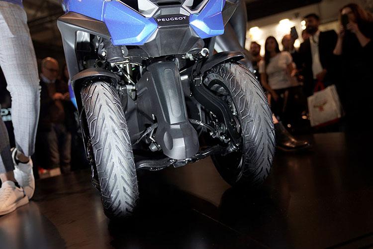 Metropolis RS Concept