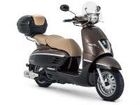 プジョーの原付二種スクーター「ジャンゴ アリュール」に150ccの軽二輪モデルを追加