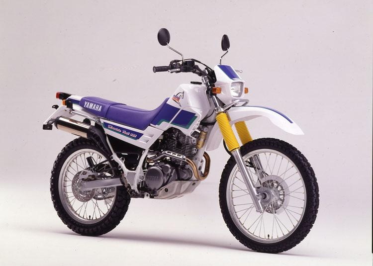 1993年6月11日 セロー225W(4JG1)パープリッシュホワイトソリッド1×ディープバイオレッドソリッド1