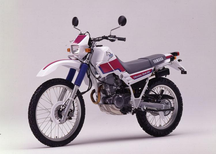 1993年6月11日 セロー225W(4JG1)パープリッシュホワイトソリッド1×ビビッドパープリッシュレッドソリッド1