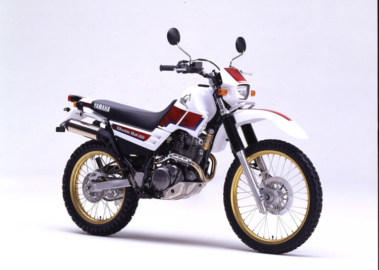 1996年2月20日 セロー225W(4JG4)