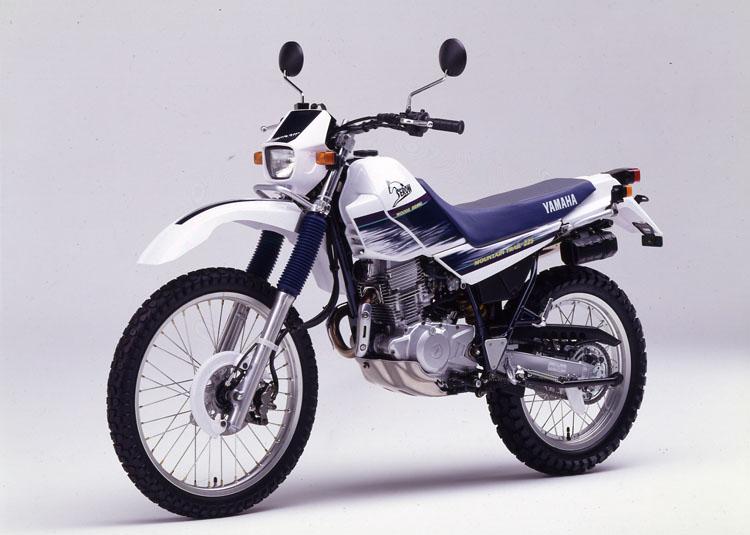 1997年4月10日 セロー225WE(4JG6)パープリッシュホワイトソリッド1×ダークパープリッシュブルーメタリック2