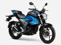 インドで生産しているグローバル150ロードスポーツ、ジクサーがモデルチェンジ