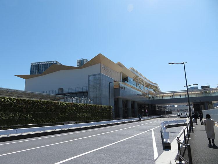 高輪ゲートウエイ駅