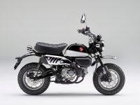 モンキー125に落ち着いた印象と高級感を感じさせる新色を追加発売