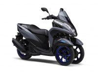 BLUE COREエンジン搭載のLMWモデル、TRICITY 155 ABSにニューカラー登場