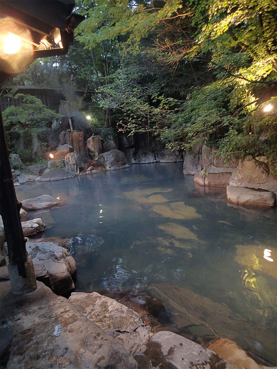 黒川温泉泉
