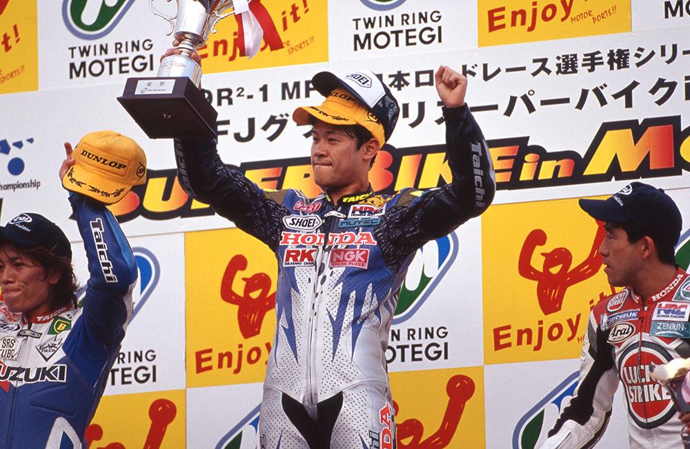 全日本選手権スーパーバイク最終戦