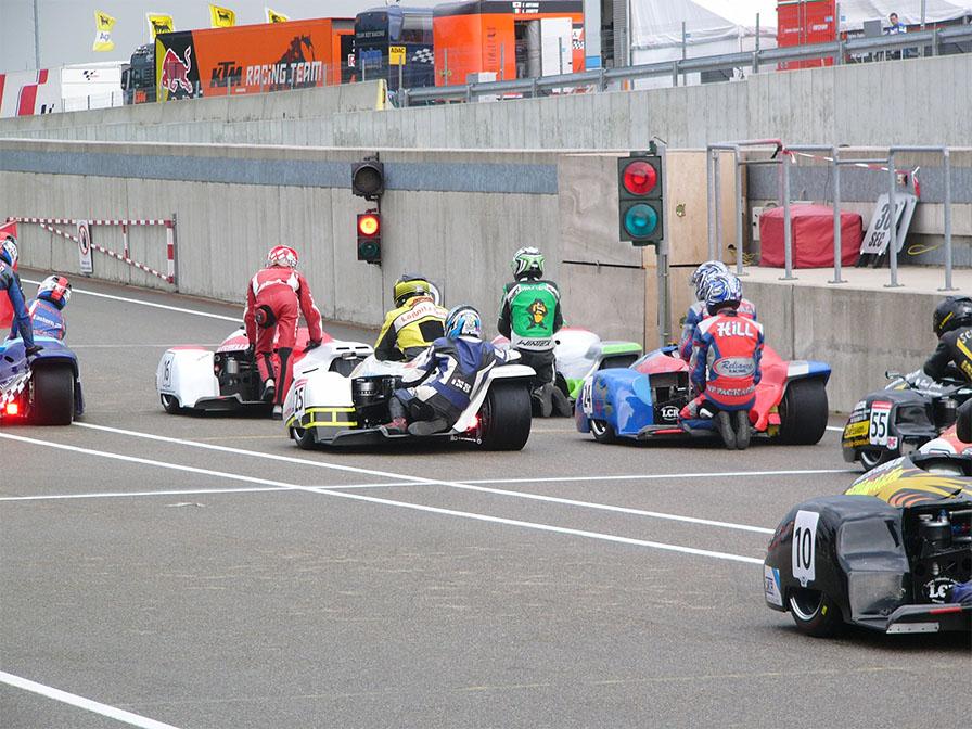 サイドカーレース(2008年)
