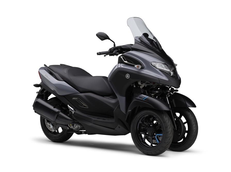 XMAX300系エンジン搭載のLMWモデル、TRICITY300 ABSが登場